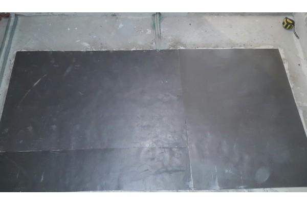 Лъчистото подово отопление за баня