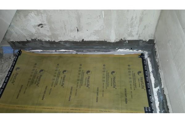 Инфрачервено подово отопление за баня- Heat Life в гр.Поморие