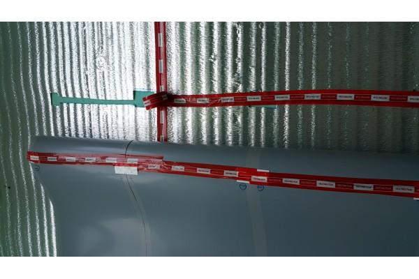 Подово отопление Heat Plus под ламиниран паркет (София)
