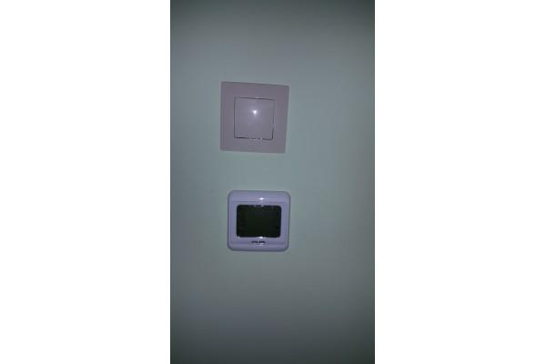 Монтаж на инфрачервено отоплително фолио HeatPlus в кухня и коридор