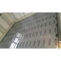 Полагане на подово отопление под плочките (инфрачервено фолио Heat Plus )