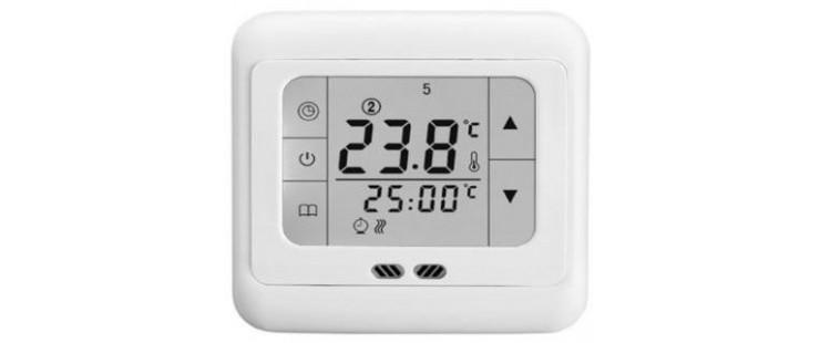 Дигитален темростат за подово отопление M2