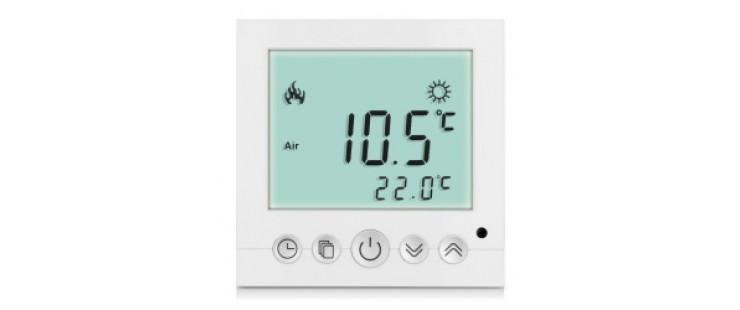 Дигитален темростат за подово отопление