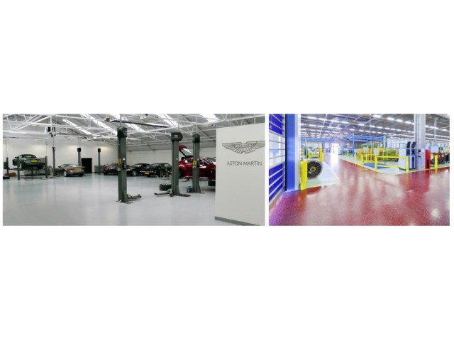 Полимерни подове -Mastertop