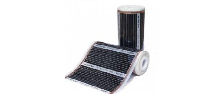 Инфрачервено отопително фолио Heat Plus 220W за подово отопление.