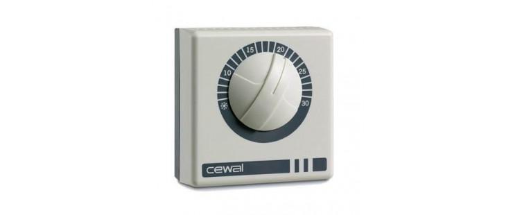 """Темростат """"CEWAL RQ01"""" за отоплителни панели"""