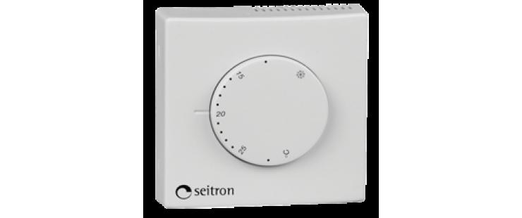 """Темростат """"SEITRON TM 001M"""" за отоплителни панели"""