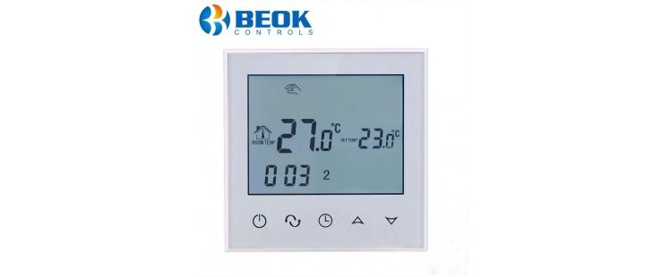Терморегулатор Beok TDS-21 за подово отопление