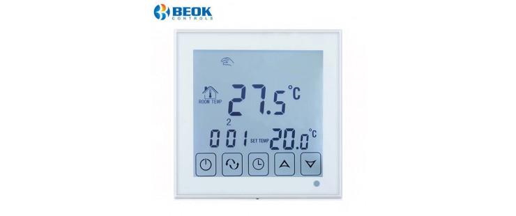 Терморегулатор Beok TDS-23 за подово отопление