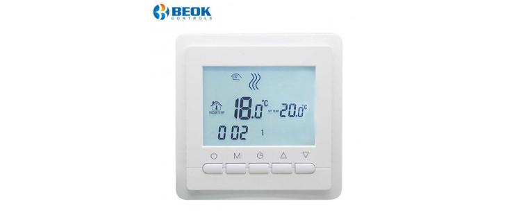 Терморегулатор Beok TOL-43 за подово отопление